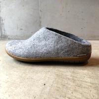 Open heel グレー(ラバーソール)
