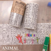 【NuRIE】ヌーリエtape  ANIMAL LAB
