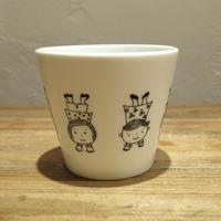 【tomopecco】〈逆立ち〉   フリーカップ