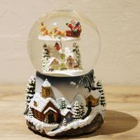 【スノードーム】クリスマスの空へ