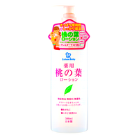 リシャン 薬用桃の葉ローション500ml(無香料)