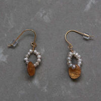 Musica WaterPearl earrings