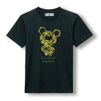 t-shirts(camoufla green×black)