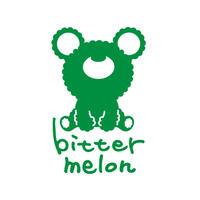 bittermelo Sticker (osuwari green)