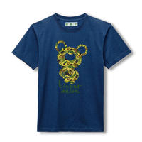 t-shirts(camoufla green×navy)