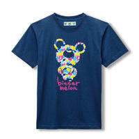 t-shirts(camoufla vitamin×navy)