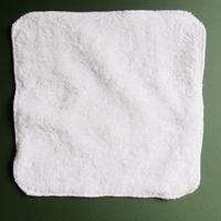 LITTLE SUNSHINE チーフタオル 23×23cm スノーホワイト