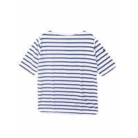 SAINT JAMES(セントジェームス)PIRIAC BORDER(ボーダー)NEIGE/MARINE 半袖Tシャツ【正規取扱品】UNISEX