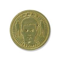 ドグ生 オリジナル硬貨 500チュピィ