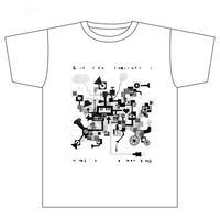 UnknownTシャツ(オーガニックコットンホワイト)