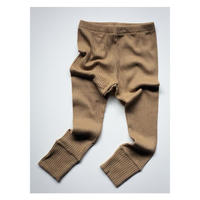 The Simple Folk / The Ribbed Legging・CAMEL