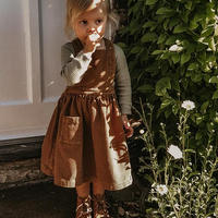 The Simple Folk / The Corduroy Pinafore・RUST・12-18M~18-24M