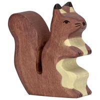 Holztiger /Squirrel, brown