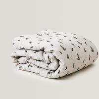 garbo&friends  *  Rosemary Filled * Muslin  Blanket 中綿入りブランケット・ローズマリー