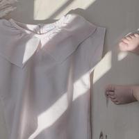 STUDIO BOHEME PARIS  ・  BLOUSE COCO   36M-6Y * Rose Coquillage ・ピンク