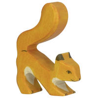 Holztiger / Squirrel, orange