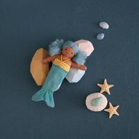 Olli Ella  * HOLDIE FOLK MERMAID「pearl」