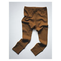 The Simple Folk / The Ribbed Legging・BRONZE