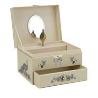Konges Sløjd     Treasure Box - Girl * 女の子