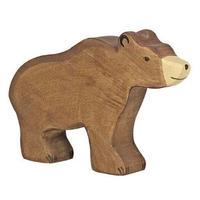 Holztiger / Brown bear