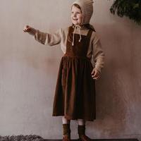 The Simple Folk / The Corduroy Pinafore・RUST / 2-3Y〜6-7Y