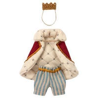Maileg   King clothes for mouse  おとなネズミ用 お着替え キング