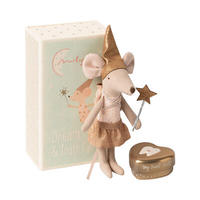 Tooth fairy mouse matchbox, Big sister  トゥースフェアリー/ローズ