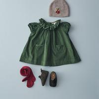 CARAMEL・NATTA BABY DRESS