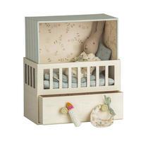 Baby room w. Micro rabbit ウサギのベビールーム/ミント