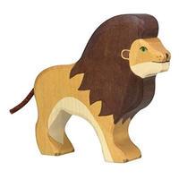 Holztiger / Lion