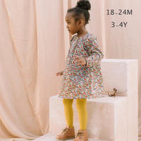 Nellie Quats・ Mother May I Dress - Libby Liberty Print : 18-24M・3-4Y