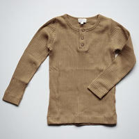 The Simple Folk / The Ribbed Top・CAMEL / 3-6M~18-24M