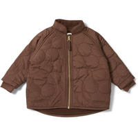 Konges solejd  THERMO JACKET CRINKLE * MOCCA モカ