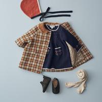 CARAMEL・ELARA BABY DRESS
