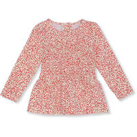konges sloejd  UV GIRL UV BLOUSE -BLOSSOM MIST, GRENADINE* ラッシュガード グレナディン