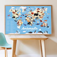 POPPIK * STICKERS ANIMALS   (動物)