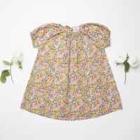Nellie Quats  Mother May I Dress - Poppy & Daisy Liberty Print  18-24M・3-4Y* 半袖ワンピース