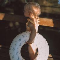 garbo&friends / Swim Ring Small・Bluebell