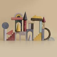 MinMin Copenhagen / Architectural Blocks