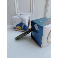 konges sloejd / 2 FABRIC BLOCKS DINO