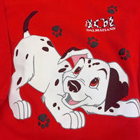 """1001.【USED】""""101 dogs""""  Sweat"""