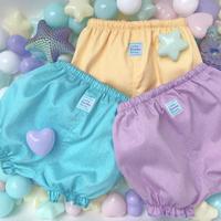 【 S size 】LRD~KIDS WEAR~ POPCORN COLOR PANTS