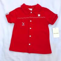 1663.【USED】LAURA ASHLEY Poloshirt