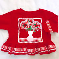 1018.【USED】Flower Pot  Sweat(made in U.S.A.)