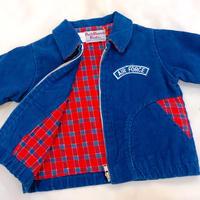 993.【USED】Blue Corduroy Jacket