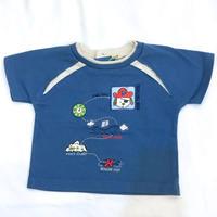 1297.【USED】Pirate Dog  T-shirts