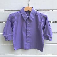 930.【USED】Purple Formal Shirt