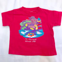 1268.【USED】'My first water park' T-shirts