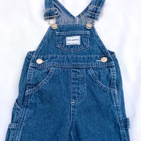 "1160.【USED】""peek-A-babe""Denim  Overall"