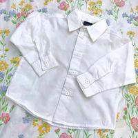 【3T】White Shirt 77.